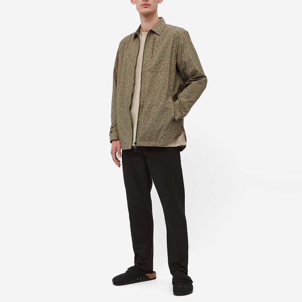 Maharishi Japanese Ripstop Shirt Jacket - Woodland