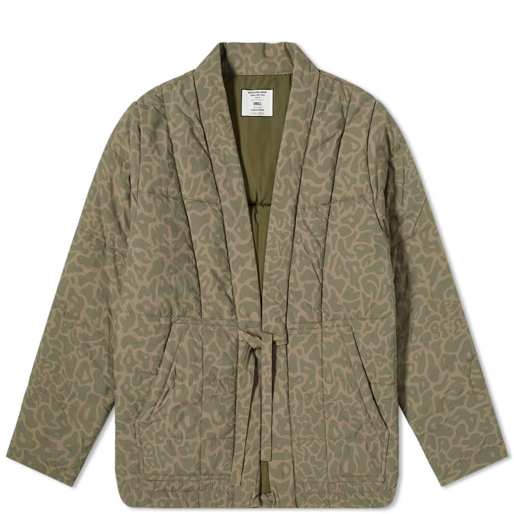 Maharishi Japanese Tech Kimono Liner - Woodland
