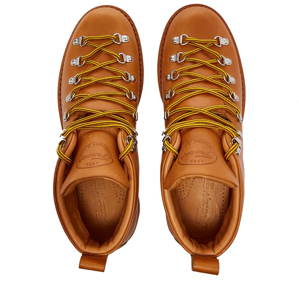Fracap M120 Ripple Sole Scarponcino Boot - Tan