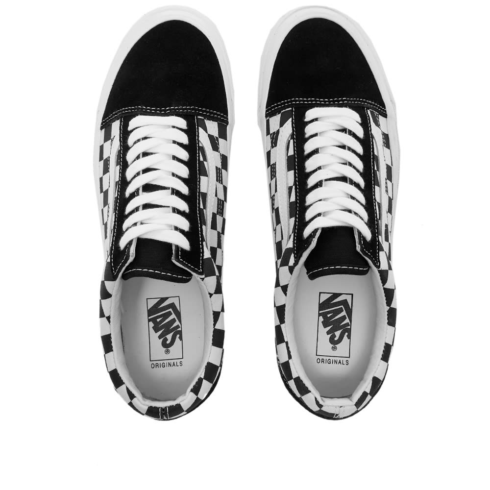Vans Vault UA OG Old Skool LX - Black & White