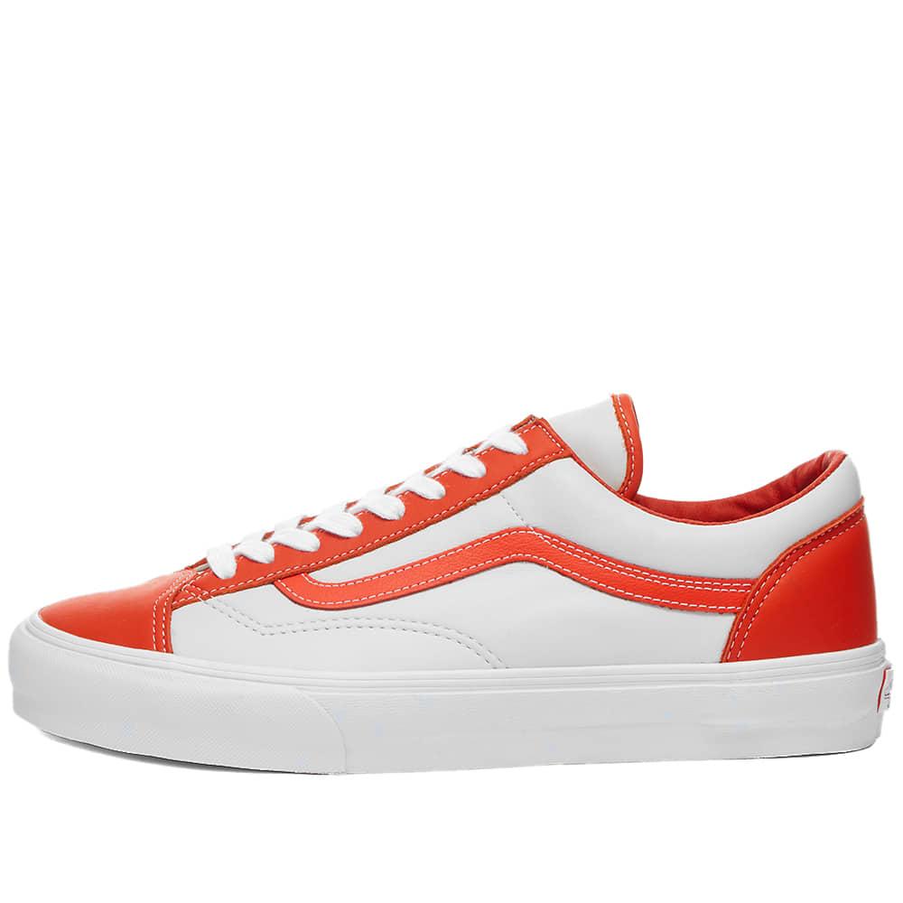 Vans Vault UA Style 36 Vlt LX - Orange & True White
