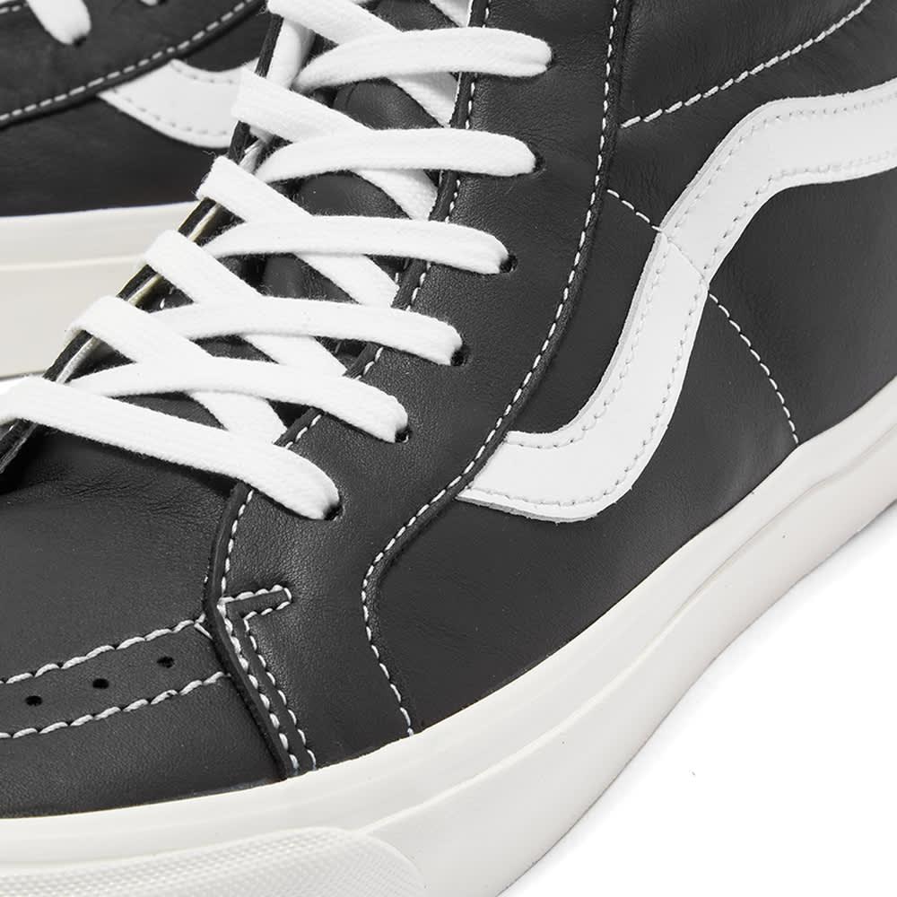 Vans UA Sk8-Hi 38 Dx - Black & Leather