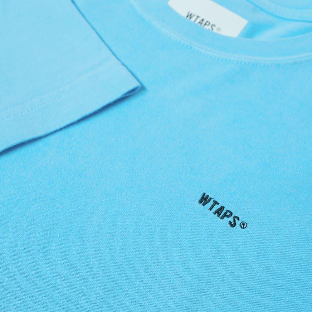 WTAPS Flat 01 Sweat - Blue