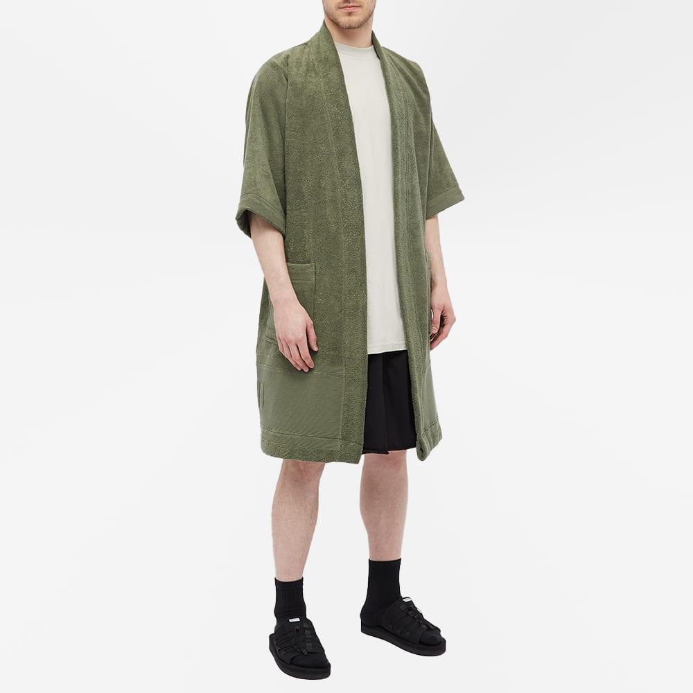 Maharishi Kimono Robe - Olive