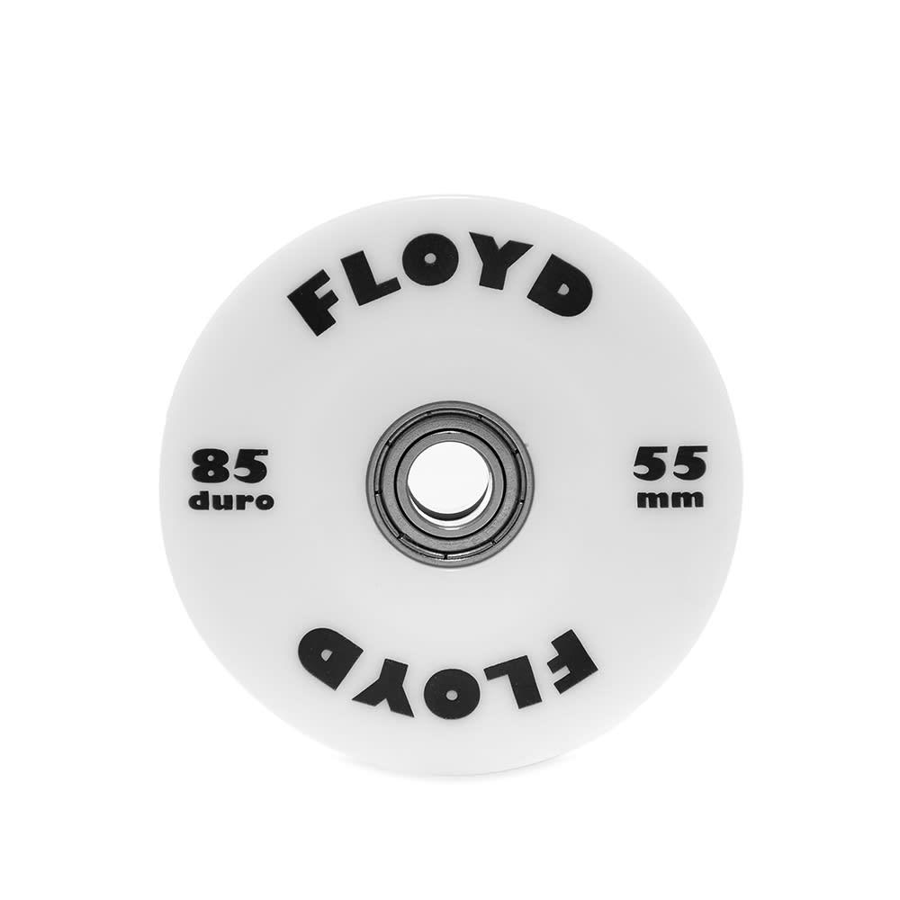 Floyd Wheel Set - White