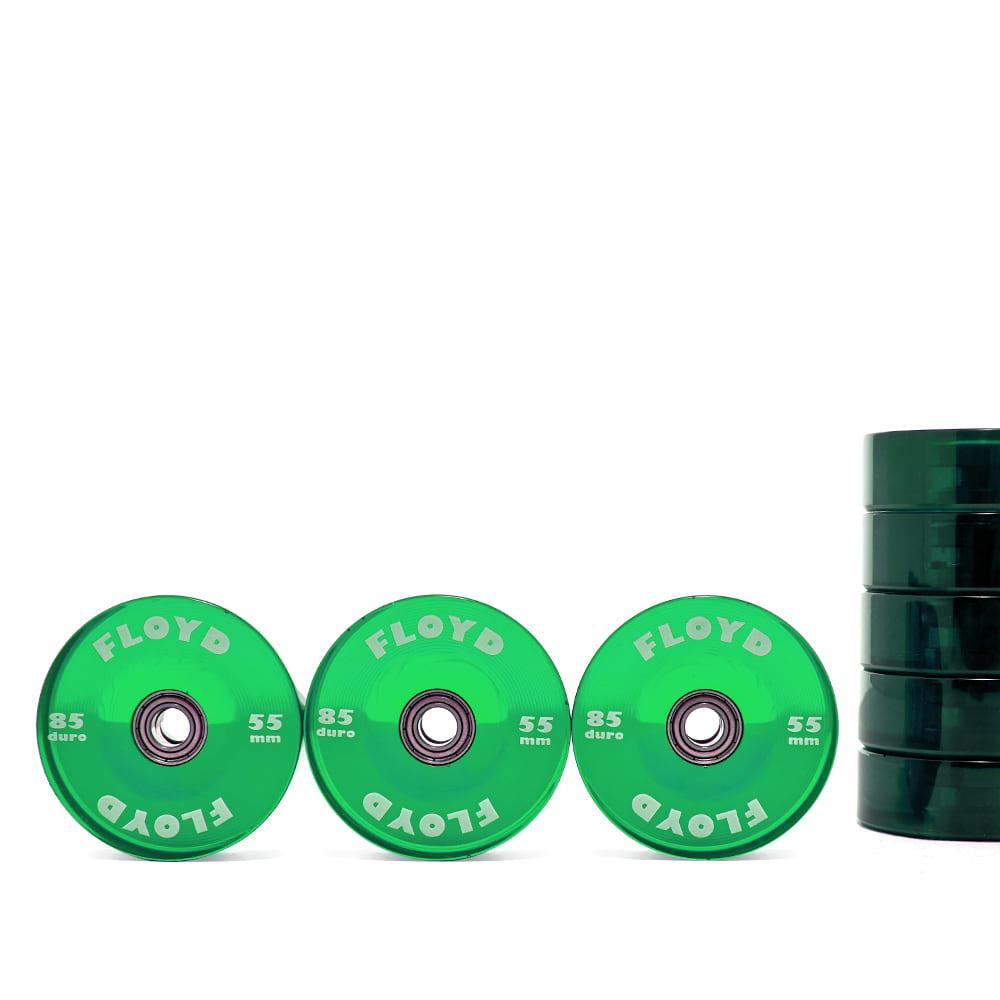 Floyd Wheel Set - Green