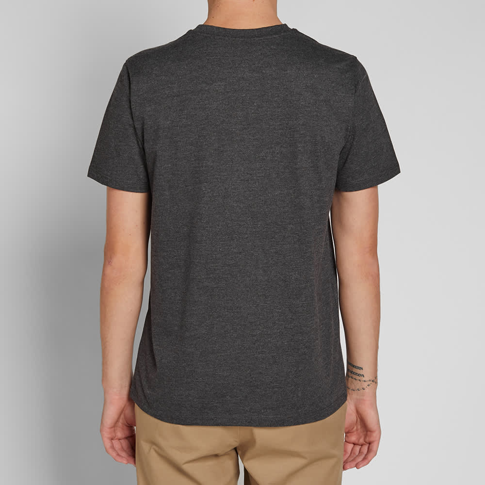 A.P.C. Eastward Ho! Tee - Anthracite
