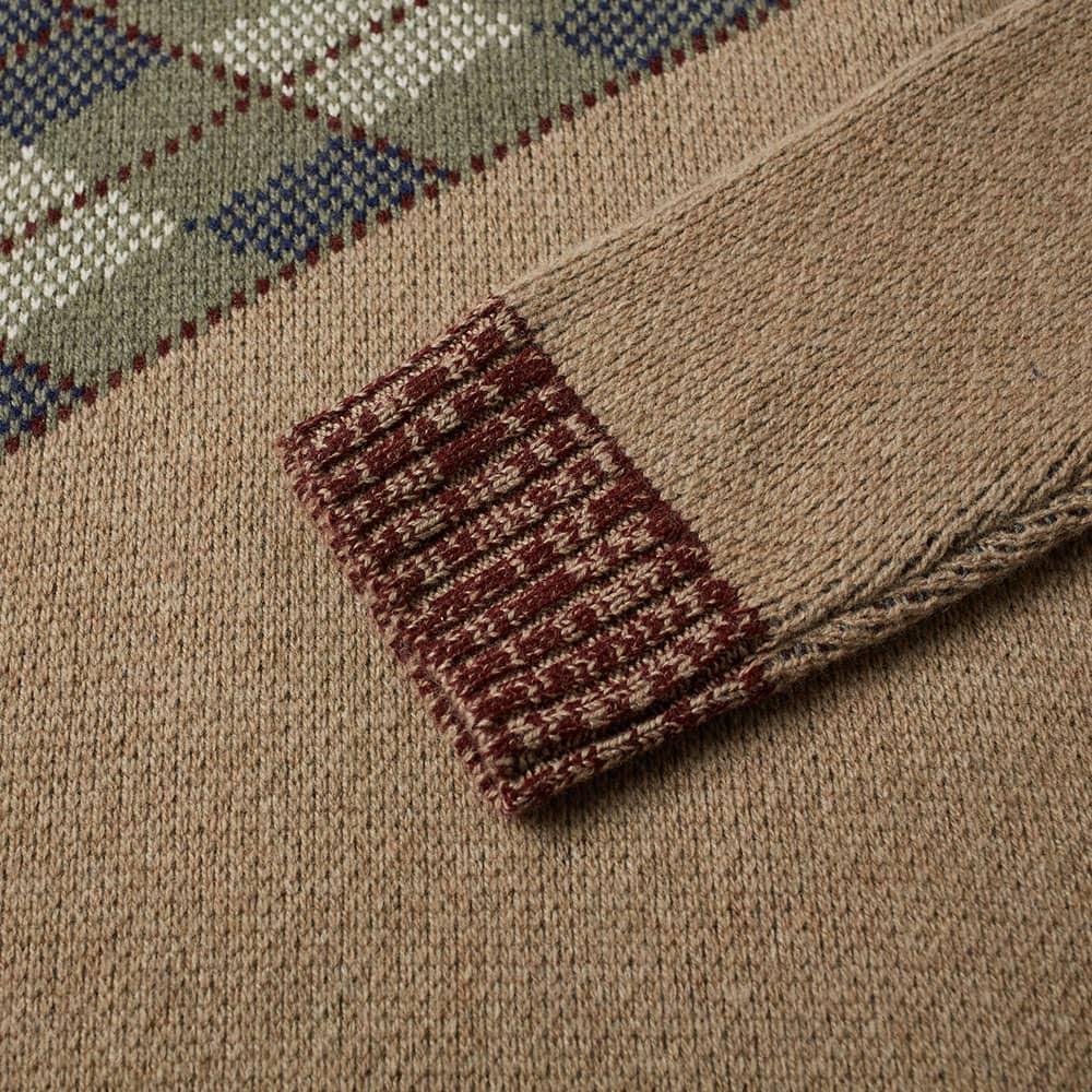 A.P.C. Quartermaster Crew Knit - Beige