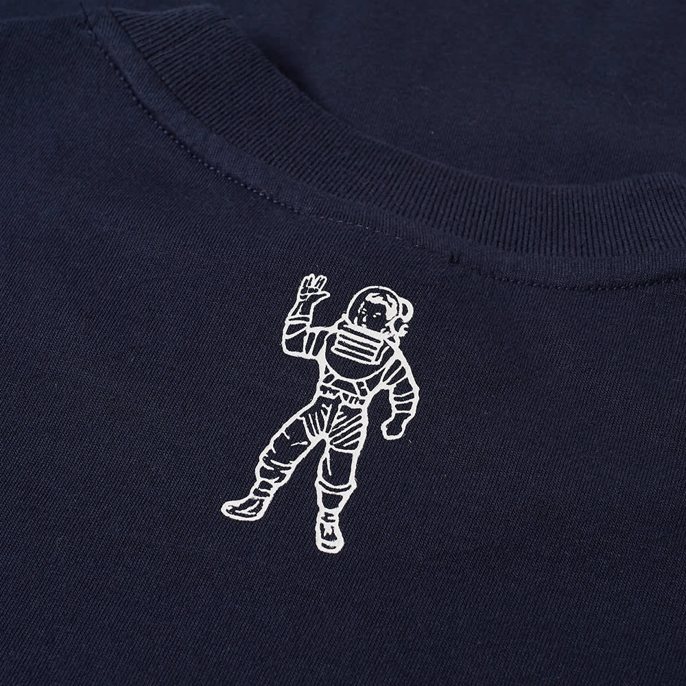 Billionaire Boys Club Small Arch Logo Tee - Navy