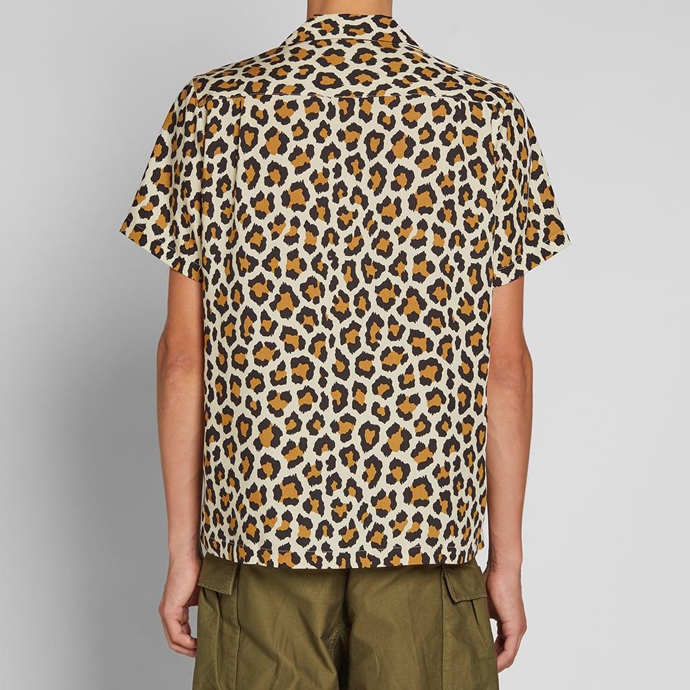 Wacko Maria Leopard Hawaiian Shirt - Leopard