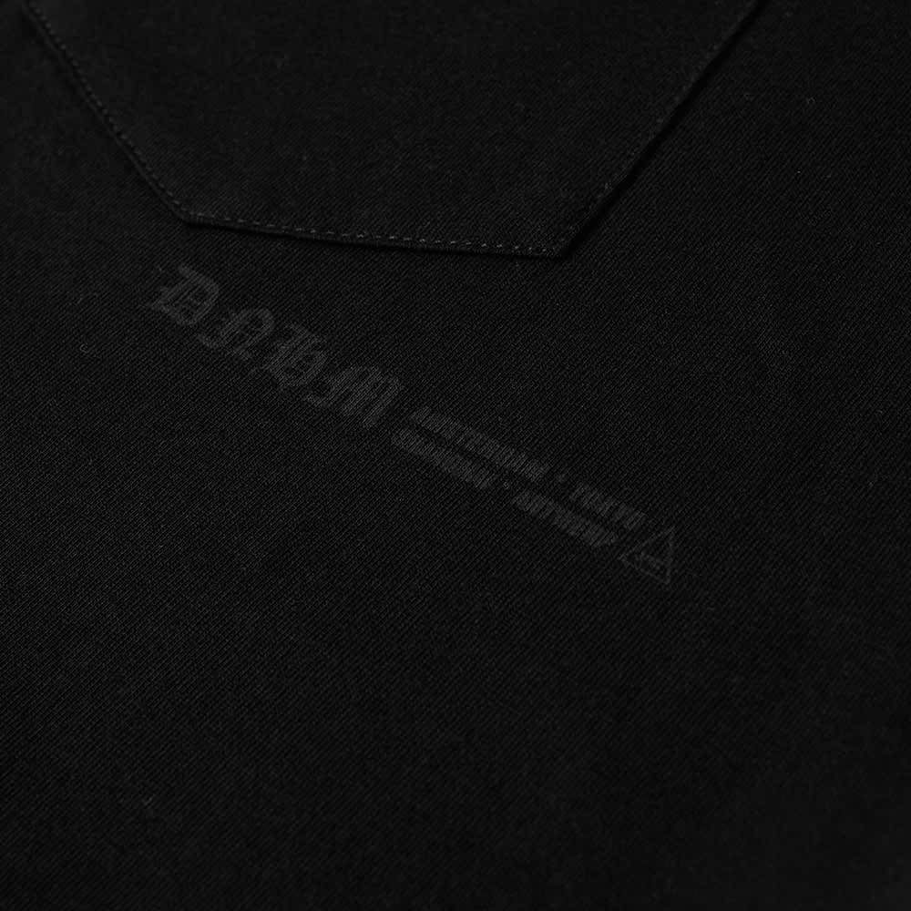 DENHAM Major Printed Tee - Black