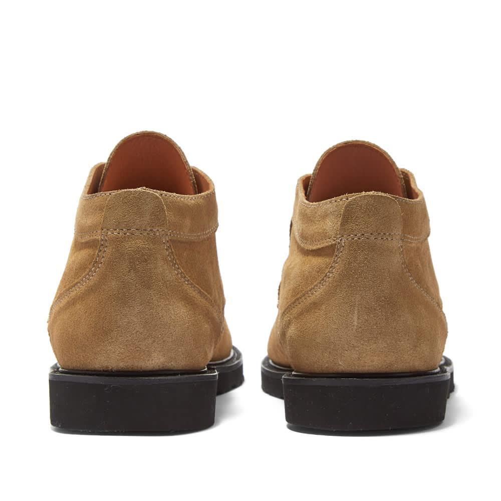 Wild Bunch Vibram Sole Classic Boot - Mushroom