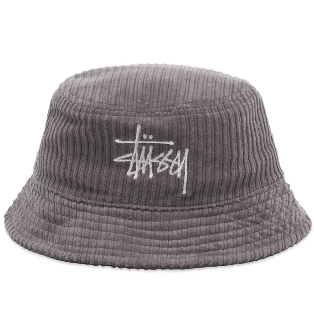 Stussy Big Basic Bucket Hat - Lavender