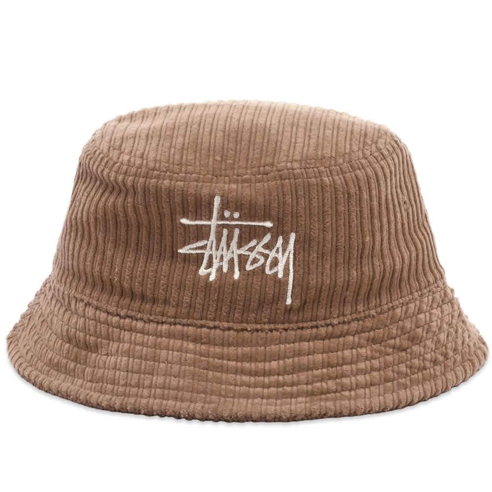 Stussy Big Basic Bucket Hat - Maple
