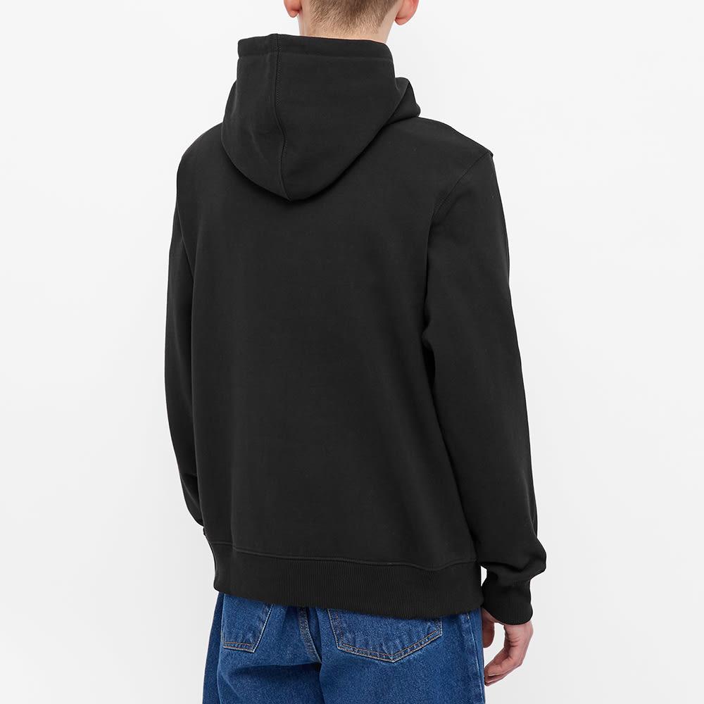 Stussy Wear Applique Hoody - Black
