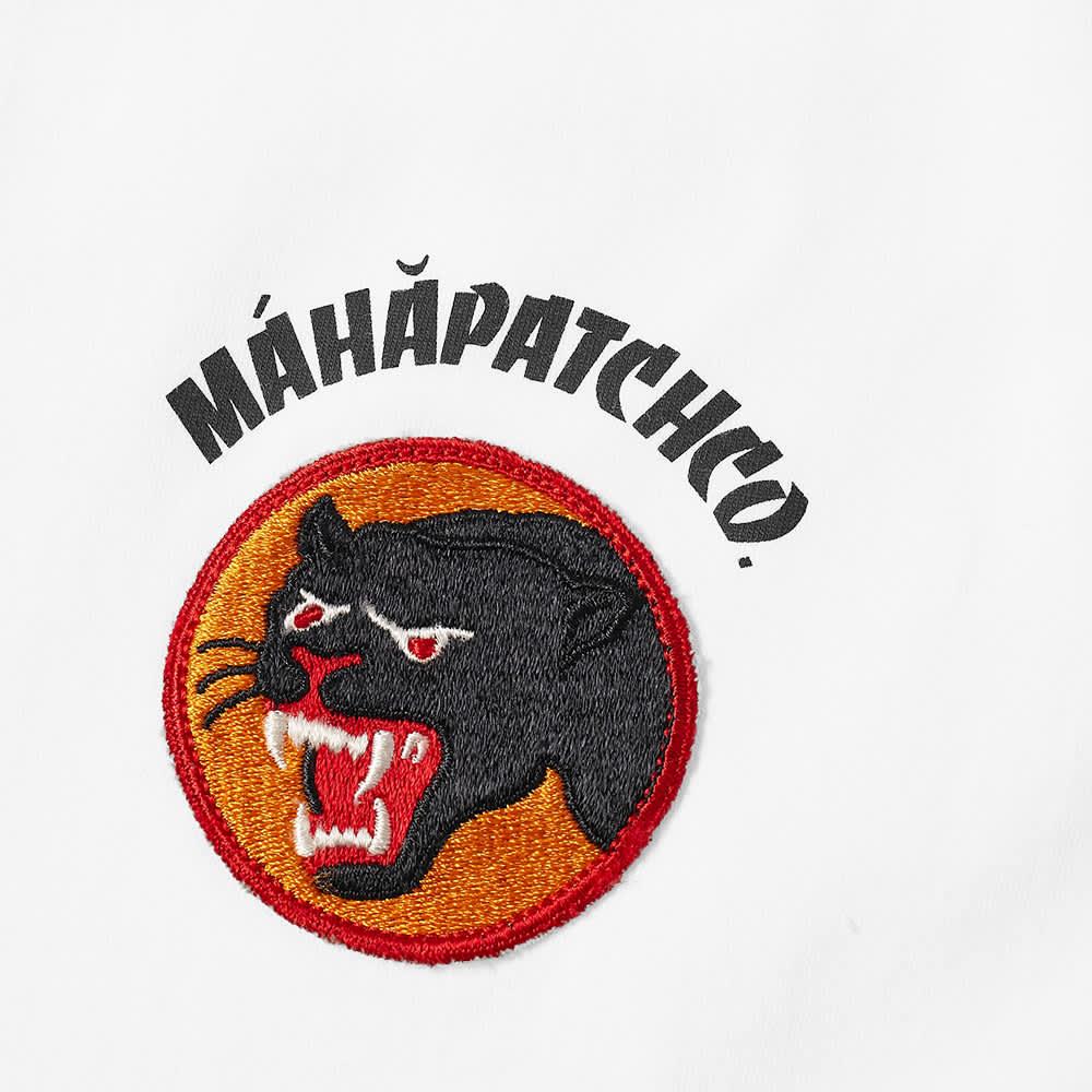 Maharishi Vintage Panther Patch Tee - White