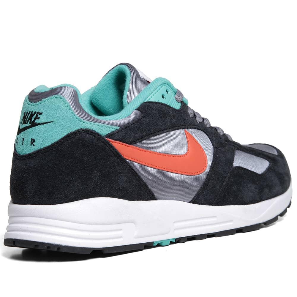 Nike Air Base II  - Pre Order - Cool Grey & Team Orange