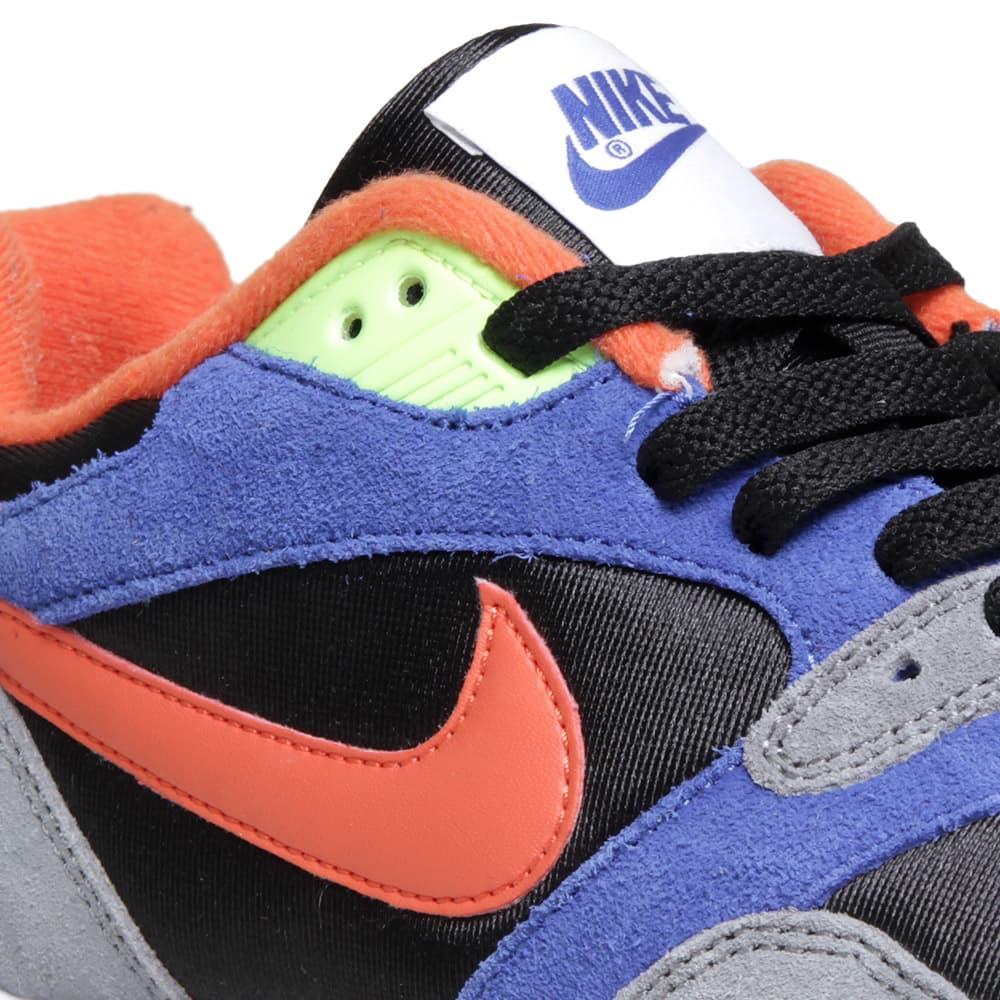 Nike Air Base II  - Pre Order - Black, Team Orange & Game Roya