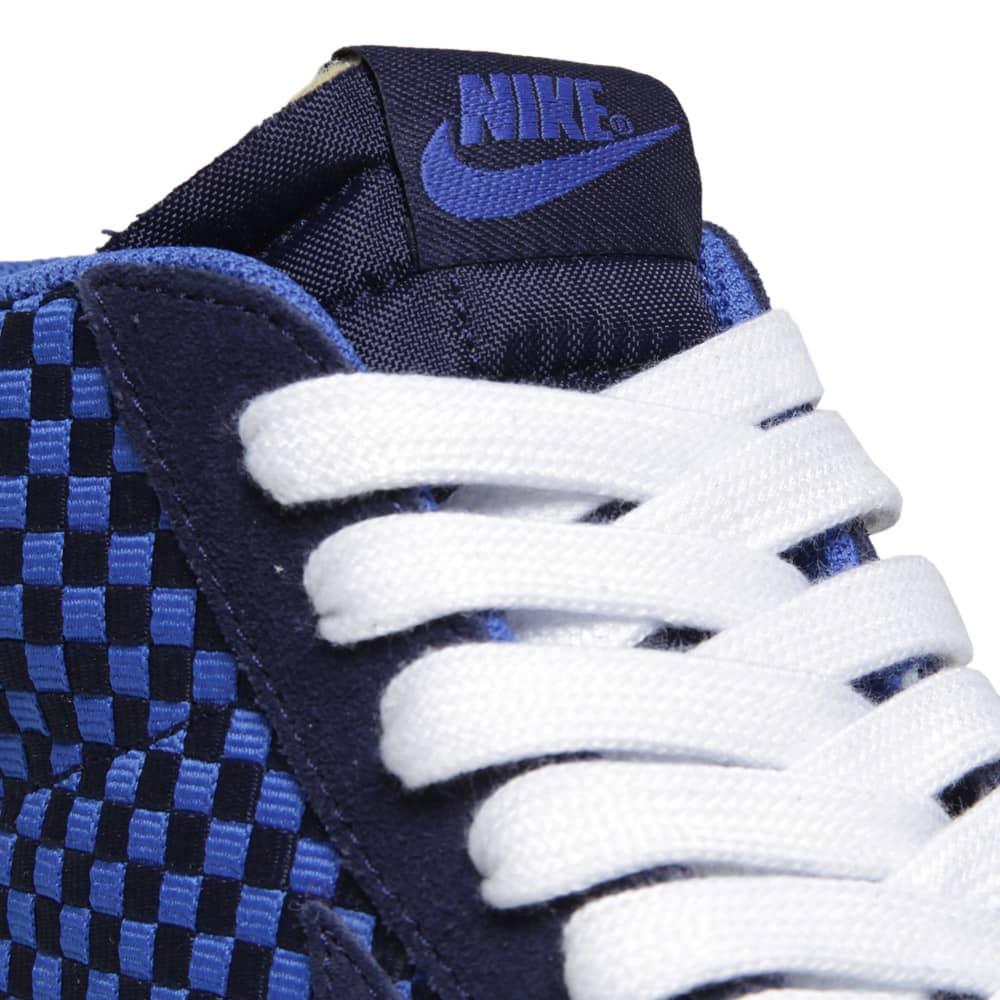 Nike Blazer Mid Woven  - Pre Order - Blackened Blue