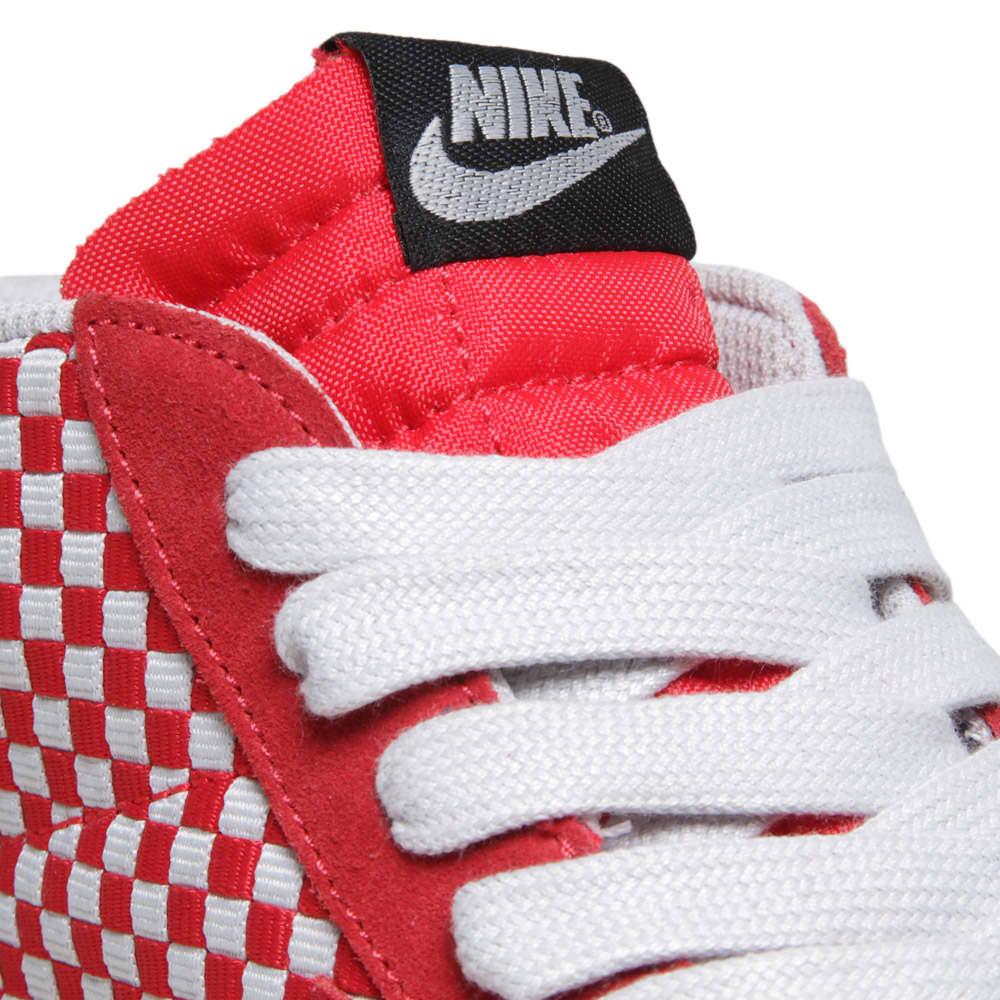 Nike Blazer Mid Woven  - Pre Order - Hyper Red & Neutral Grey