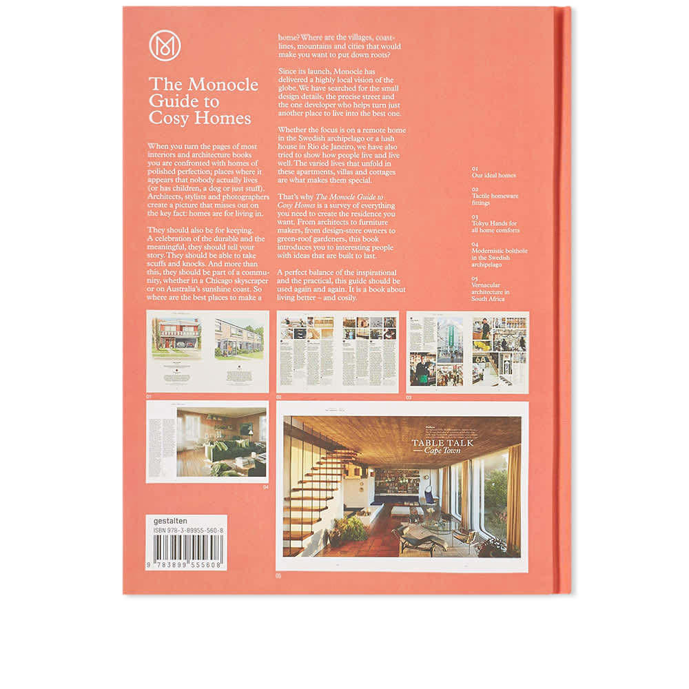 The Monocle Guide to Cosy Homes - Monocle