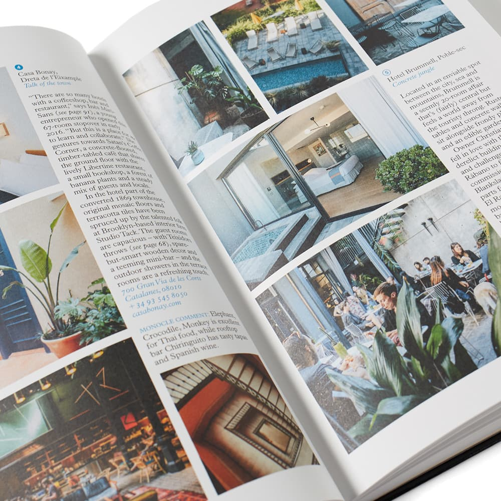 The Monocle Travel Guide: Barcelona - Monocle