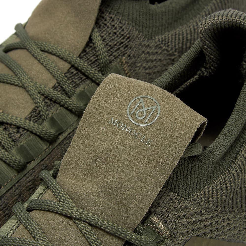 Adidas x Monocle Boost HD - Raw Khaki & Gold