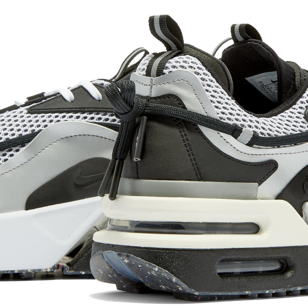 Nike Air Max Furyosa W - Silver, Black, White & Sail