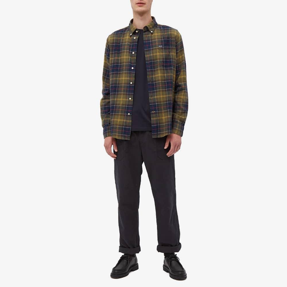 Barbour Fortrose Tailored Shirt - Classic Tartan