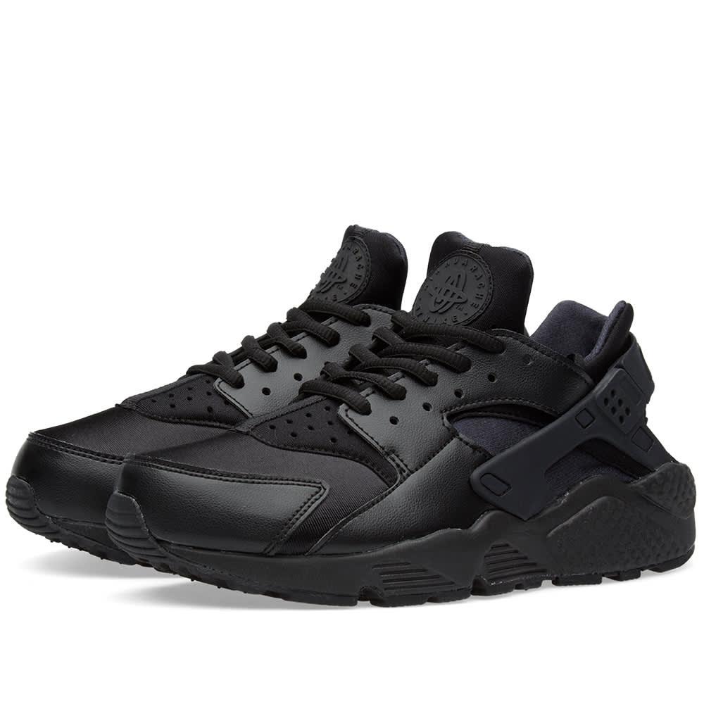 Nike Air Huarache Run W Black   END.