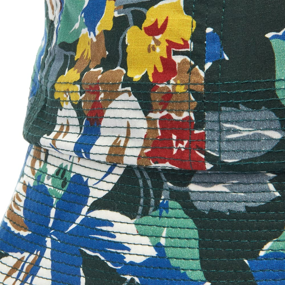 YMC Floral Bucket Hat - Multi
