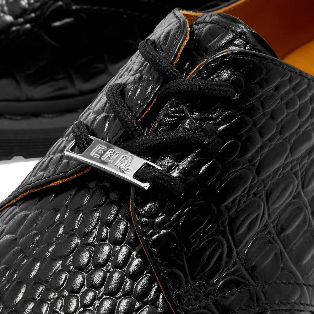 END. x Dr. Martens x SOPHNET. 1461 Shoe - Black
