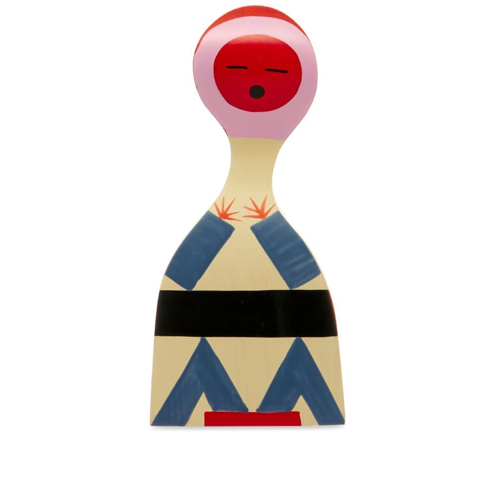 Vitra Alexander Girard 1952 Wooden Doll No. 18 - N/A