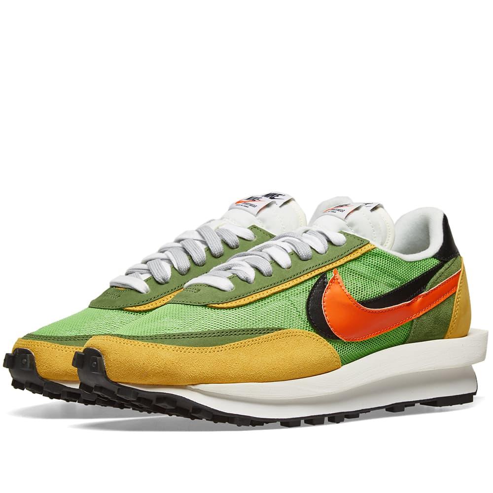 Nike x Sacai LDWaffle Green Gusto