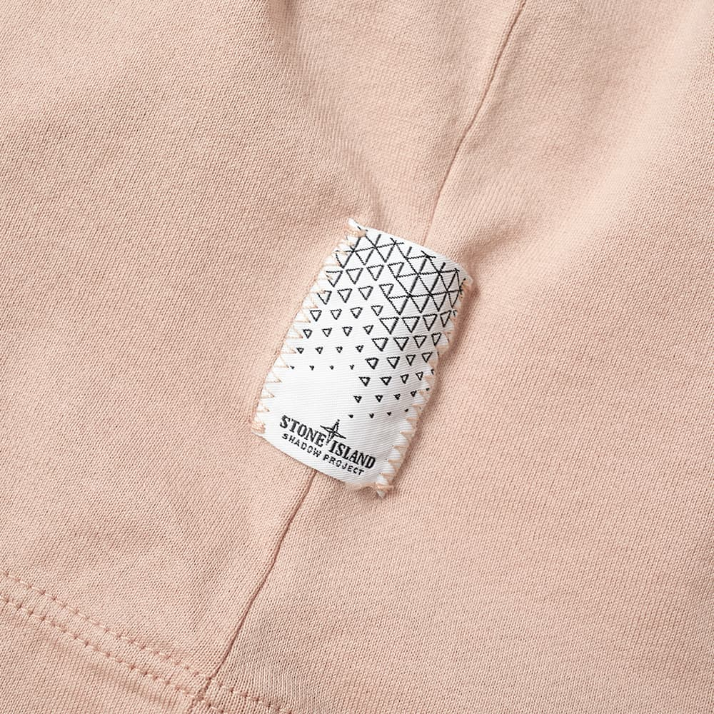Stone Island Shadow Project Printed Pocket Tee - Antique Rose