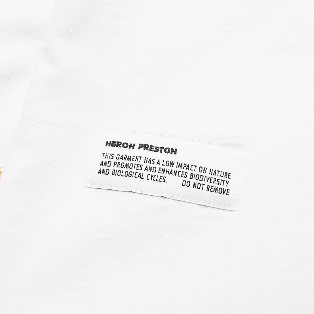 Heron Preston Heron A.F. Oversized Tee - White