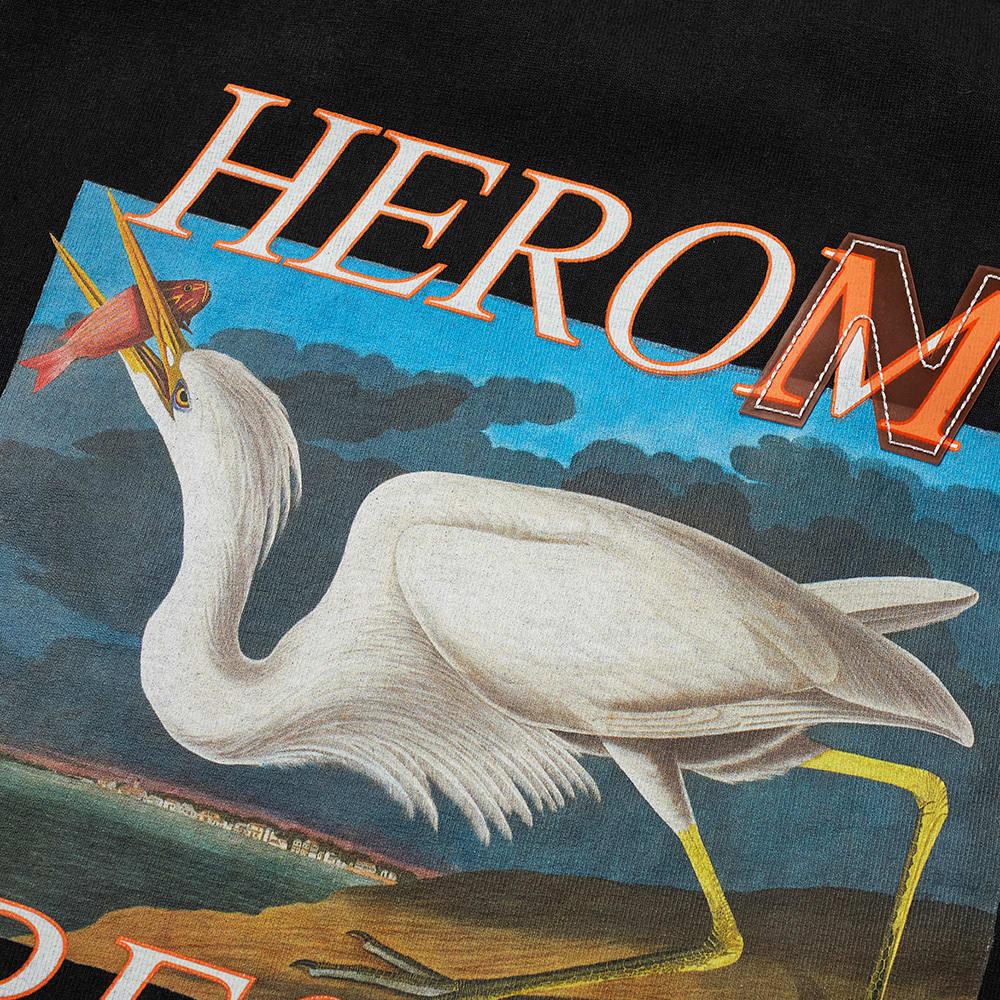 Heron Preston Heron A.F. Oversized Tee - Black
