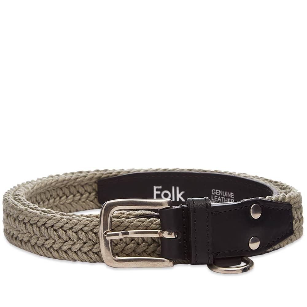 Folk Assembly Belt - Sand