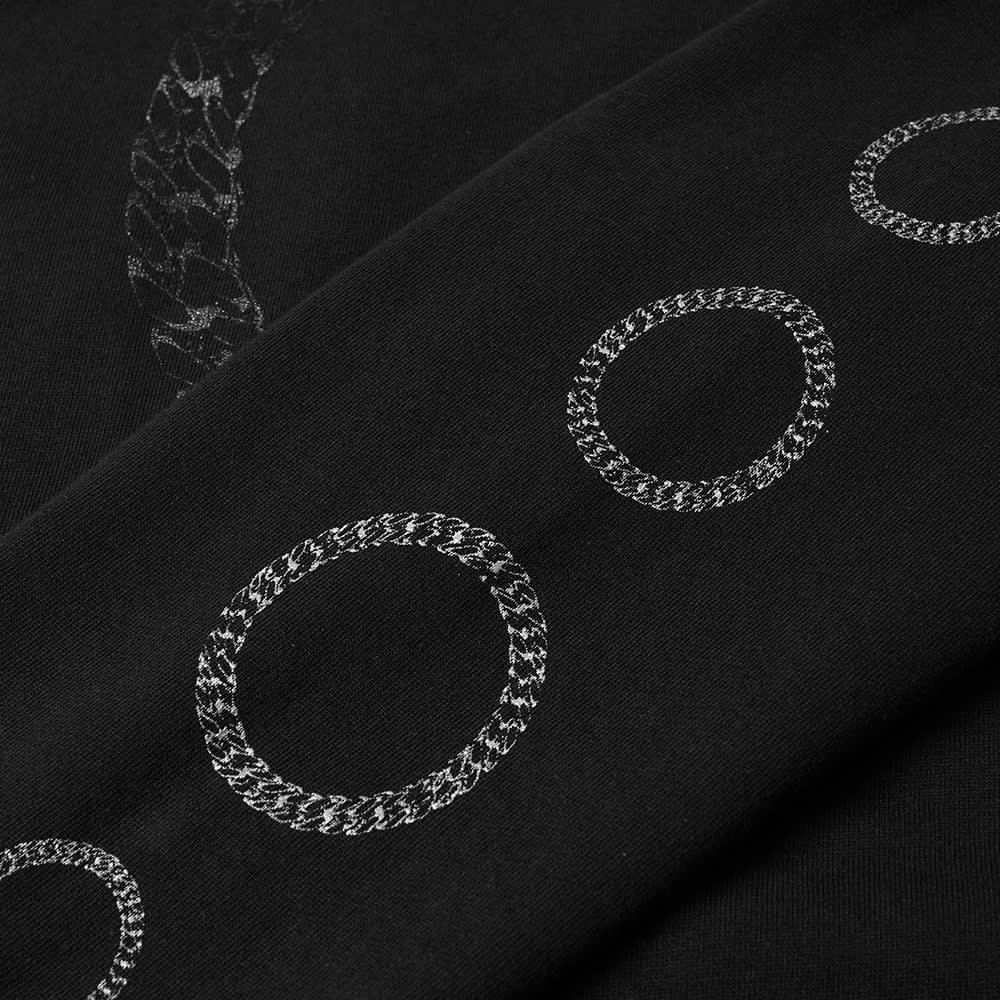 1017 Alyx 9SM Chain Print Popover Hoody - Black