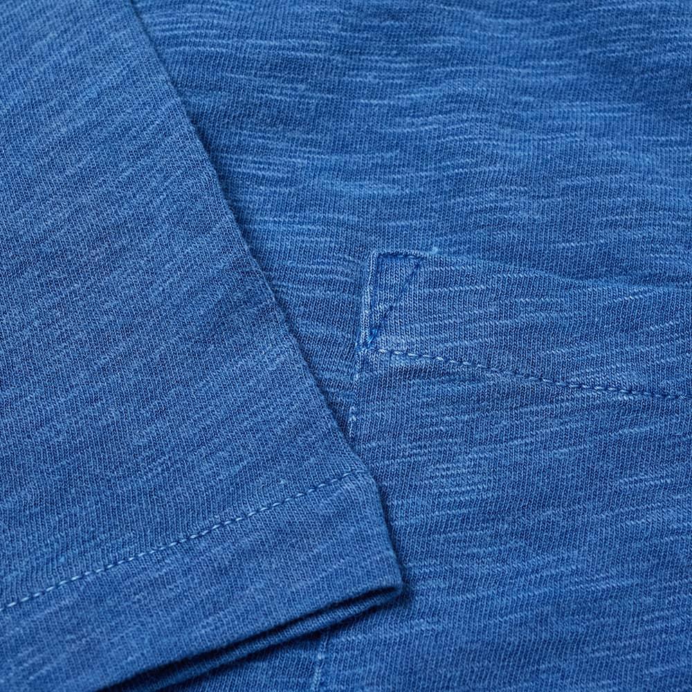 YMC Wild Ones Pocket Tee - Blue