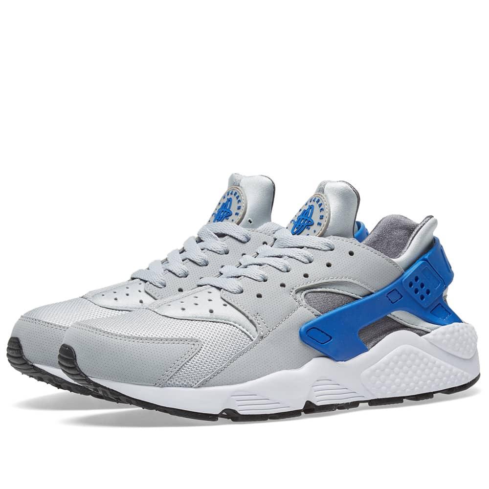 Nike Air Huarache Wolf Grey \u0026 Game