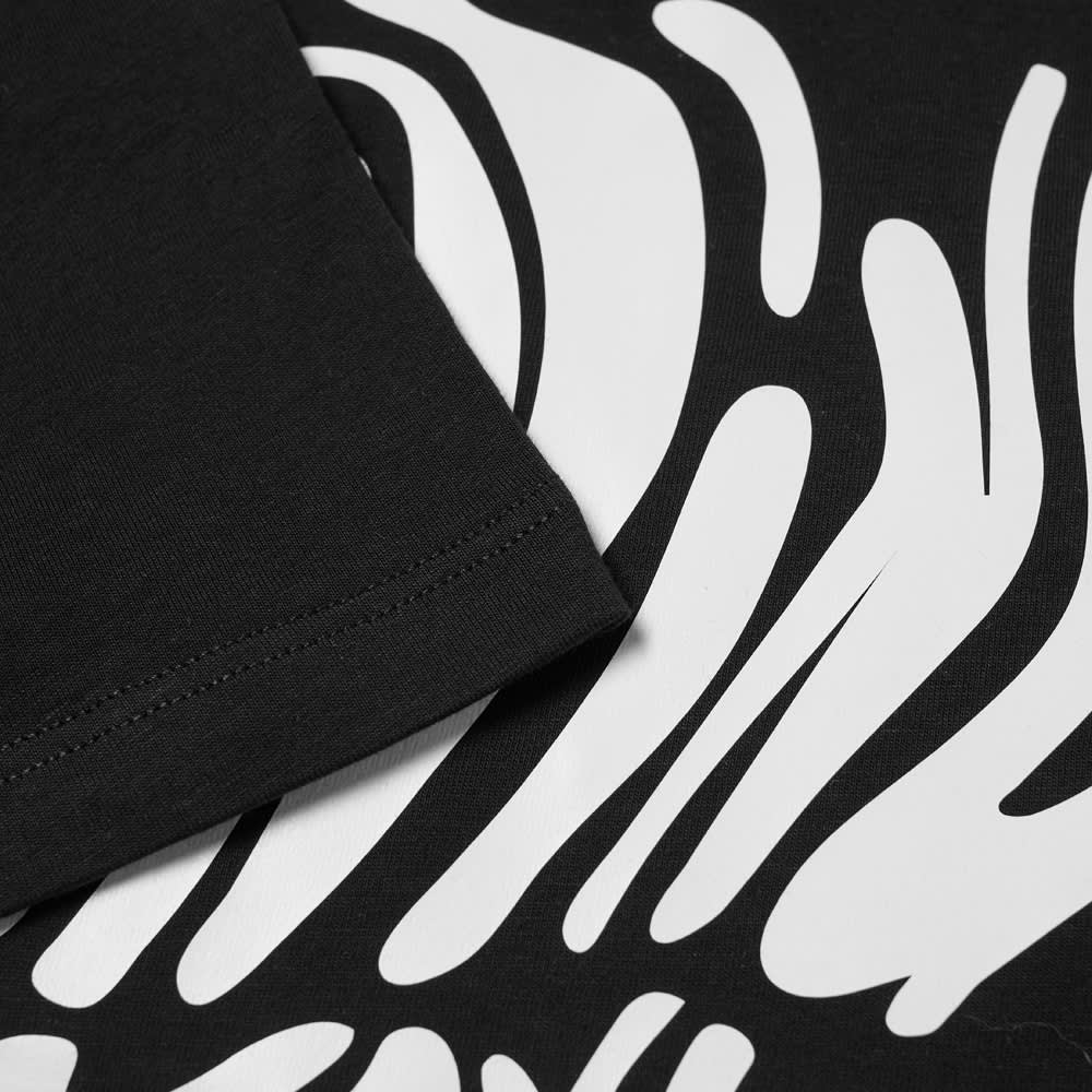 Opening Ceremony Melted Logotee - Black & White