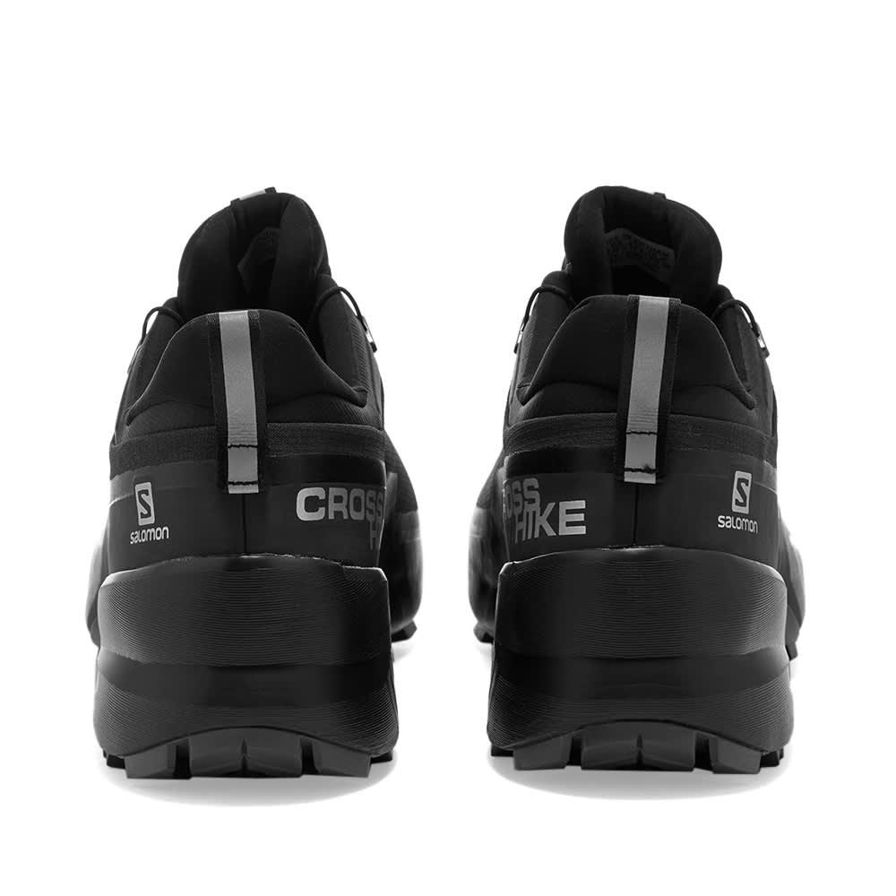 And Wander x Salomon Crosshike Sneaker - Black