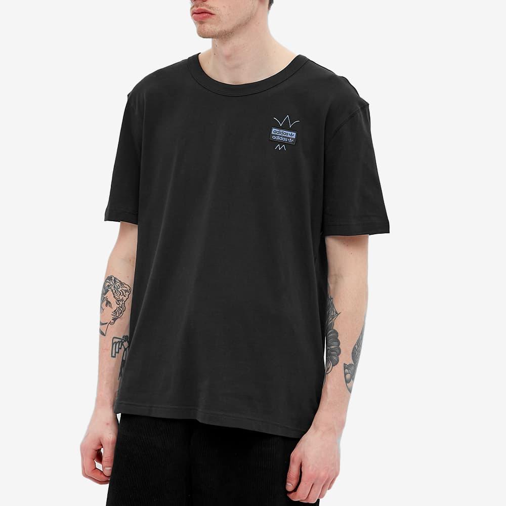 Adidas Abstract OG Tee - Black