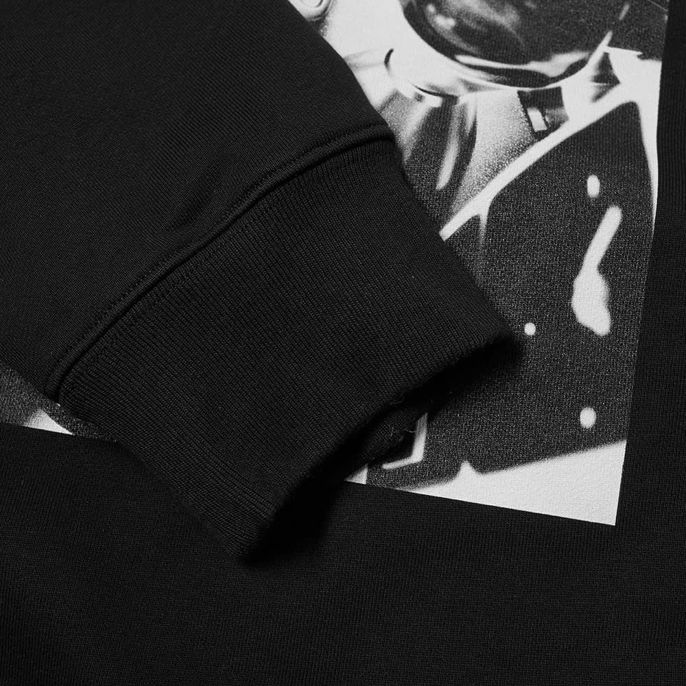 Opening Ceremony Phone Print Popover Hoody - Black & Multicolor