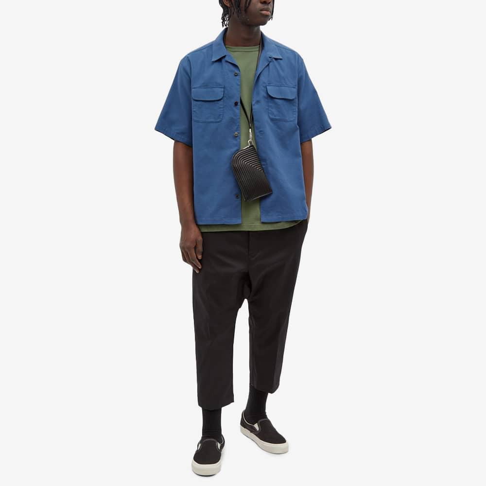 Undercover Oversized Vacation Shirt - Dark Blue