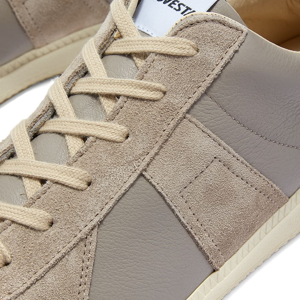 Novesta German Army Trainer Leather - Taupe