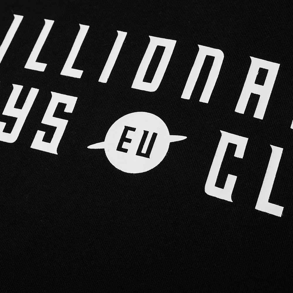 Billionaire Boys Club EU Logo Popover Hoody - Black
