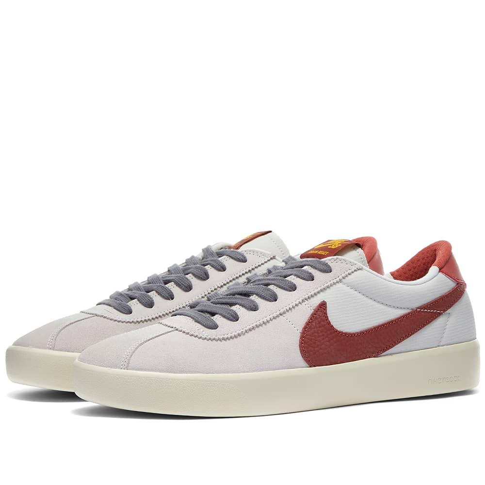 Nike SB Bruin React - Photon Dust, Rust, Grey & Milk