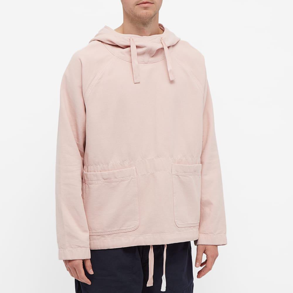 Albam Summerisle Popover Jacket - Pink